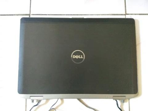 ex Dell Latitude E6430 Front Cover,Engsel,Kabel Flex LCD,mic, antena wifi