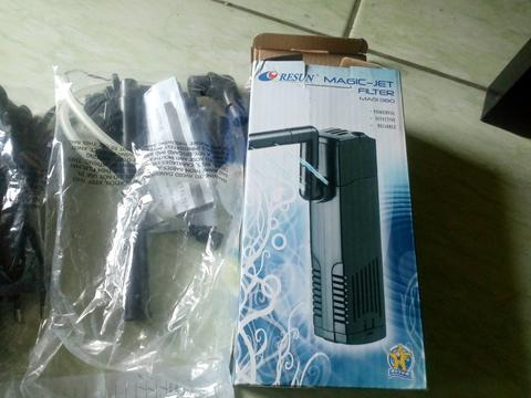 Filter aquarium internal resun magic 380