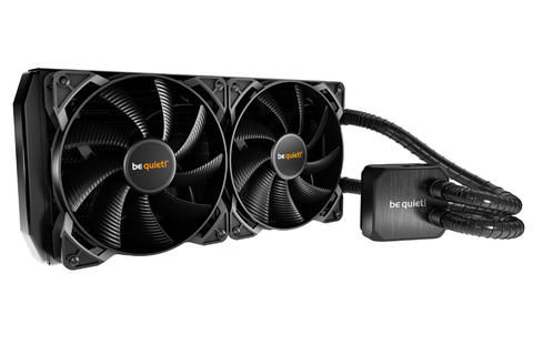 [JoJo CompTech] be quiet! SILENT LOOP 280MM Superior and Silence AIO Liquid Cooler