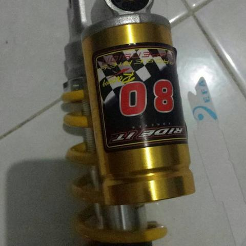 Shock Tabung Ride It Yamaha Nmax, Gold