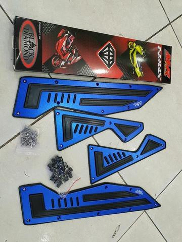 Bordes Blue Yamaha Nmax