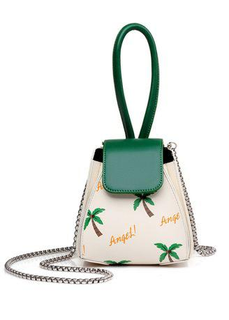 Mini Fashion Personalized Triangle Handbag