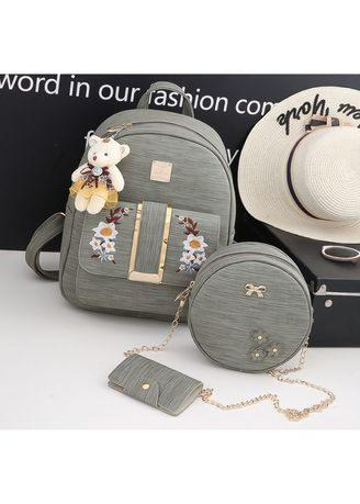 Ransel Golden Flower 3 in 1 Set