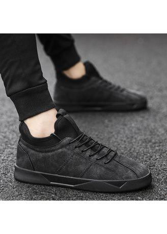 Casual Solid Color Sports Shoes