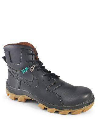 CBR SIX Buster Man Safety Shoes Black