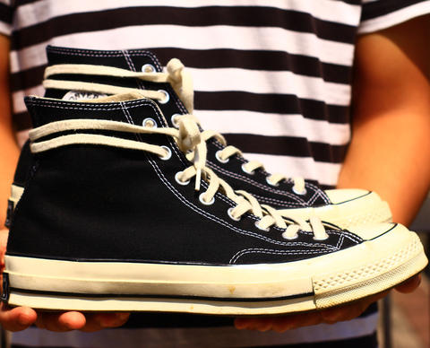 Convers 70s BW High Size 43