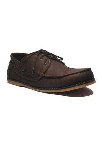 D-Island Shoes Oxford Davis Smooth Leather