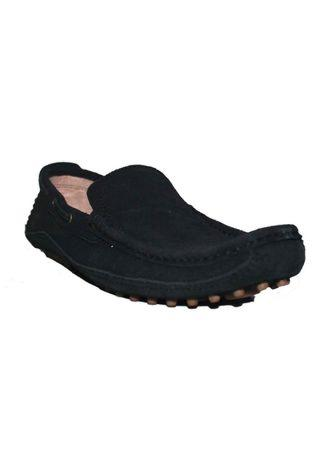 D-Island Shoes Slip On Genuine Leather Moccasins Bowknot