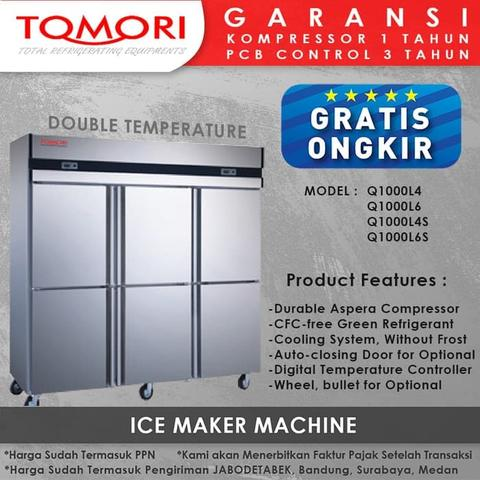 Dual Temperature Kitchen Refrigerator (Double Temperature) - Q1000L4