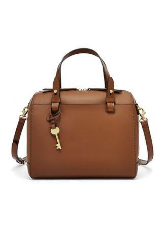 Fossil Rachel Satchel Brown