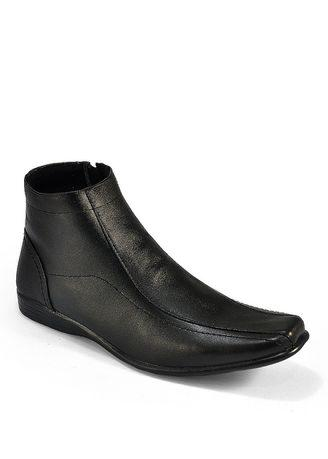JAVA SEVEN Conan Man Formal Shoes Black