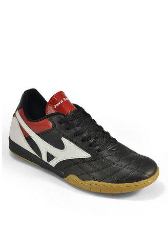 JAVA SEVEN Jaxon Man Futsal Shoes Black Multi
