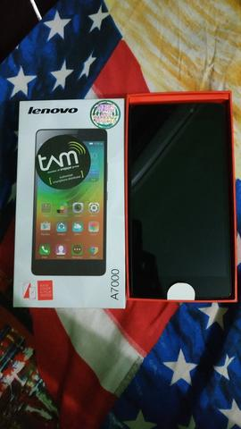Lenovo A7000 Plus Original TAM (2 GB RAM + 16 GB Internal) - Hitam