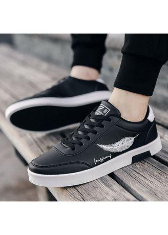 Men's Casual Youth Trend Low Help Shoes