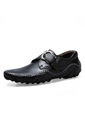 Men's Driving Penny Loafers Moccasins Slip On