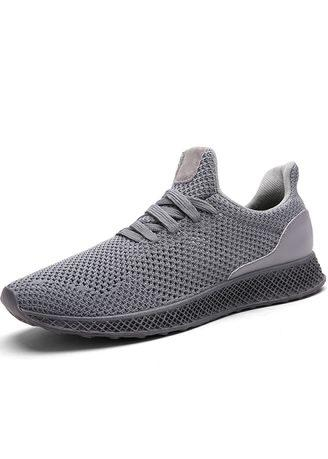 Men's Fashion Mesh Breathable Sports Casual Shoes