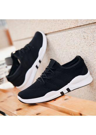 Men's Sports Shoes Light Running Shoes Mesh Breathable Lovers Shoes