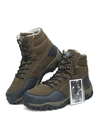 Men's Waterproof Outdoor Hiking Boots