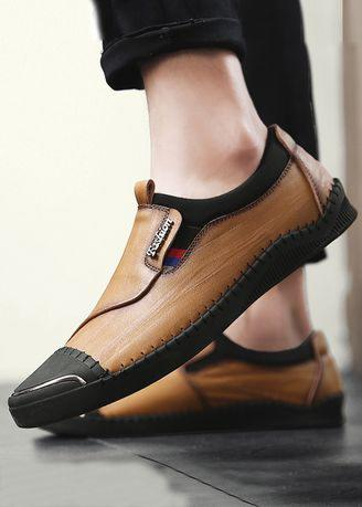 New Men's Loafers Driving Shoes Casual Shoes