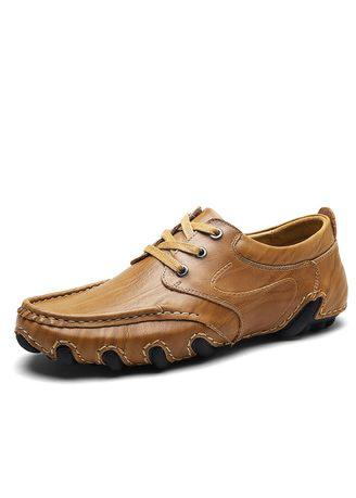 Oxford Shoes Moccasins Classic Boat Shoes