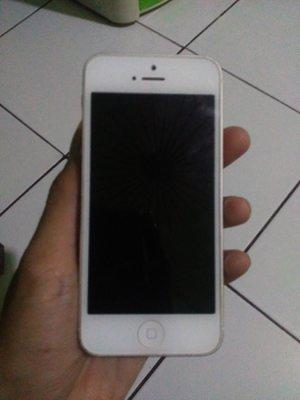 SALE 2 IPhone 5 16GB Fullset Black And Gray