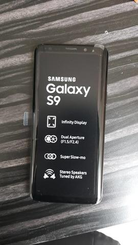 SAMSUNG GALAXY S9 BNOB MIDNIGHT BLACK