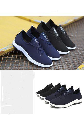 Sports Casual Men's Cloth Shoes