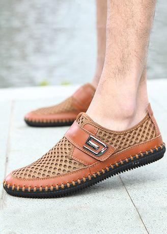 Summer Men's Loafers Casual Shoes