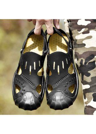 Summer Personality Sandals Male