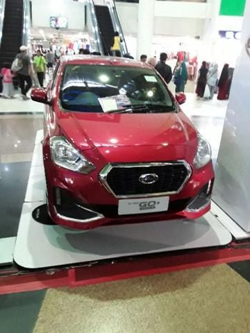 all new datsun go+ T style