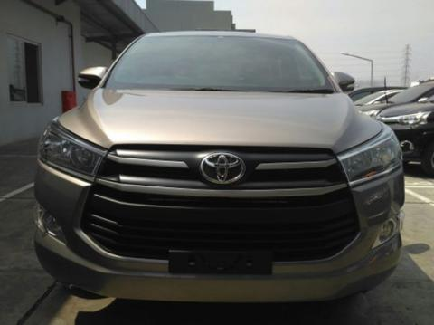 Promo Toyota Innova type G 2.4 ready stock