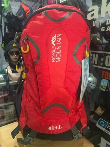 Backpack Royal Mountain Original Branded 40 liter