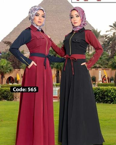 dress kekinian ori mesir