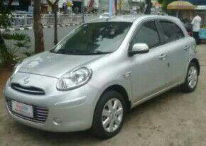 Nissan March L mt 2013