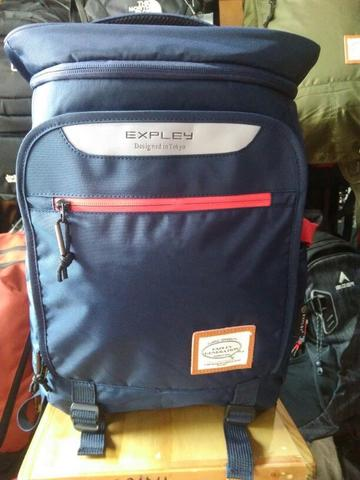 Expley Important Backpack Original Branded Exclusive Classical Design
