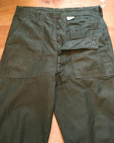 US Army/Tactical Trousers/Fatigue Pants
