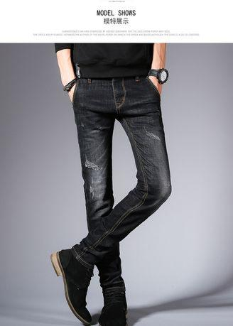 2017 FALL New MENS JEANS