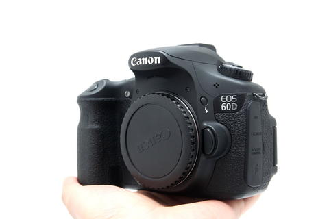 Canon 60D Body Only Mulus Murahhhh