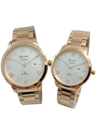 Alexandre Christie Original Date Couple AC8567 -3