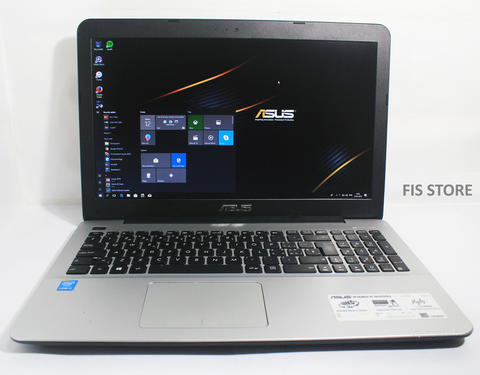 ASUS X555LA Core i7-5500U upto 3.0GHz 8GB-RAM VGA IntelHD 5500 Full-HD
