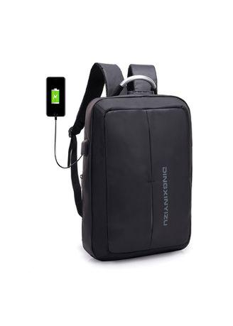 Brand Anti-theft Laptop Bag USB Charge Backpack