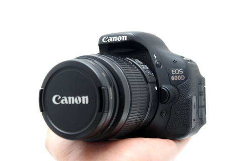 Canon 600D 18-55mm IS II Muluss Fullset Ds SC Minim