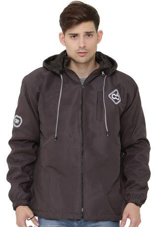 CBR SIX Marco Man Jacket Maroon