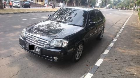 Di jual hyundai avega 2009 a/t mint condition