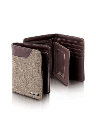 DOMPET ​/​ WALLET KASUAL PRIA