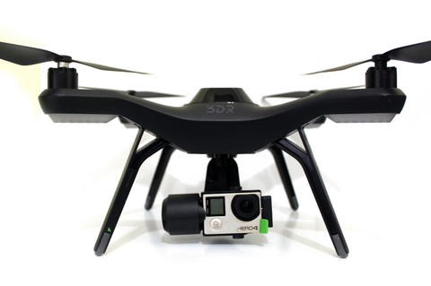 DRONE SOLO 3DR FULL SET & GOPRO HERO 4 SET