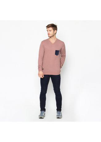 EMBA JEANS-Samprodia Sweater Rajut Warna