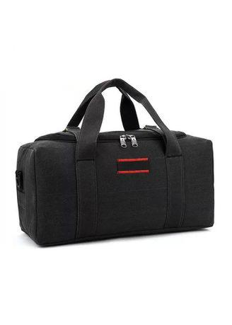Extra Large Capacity Kraft Hand Extra Thick Canvas Luggage