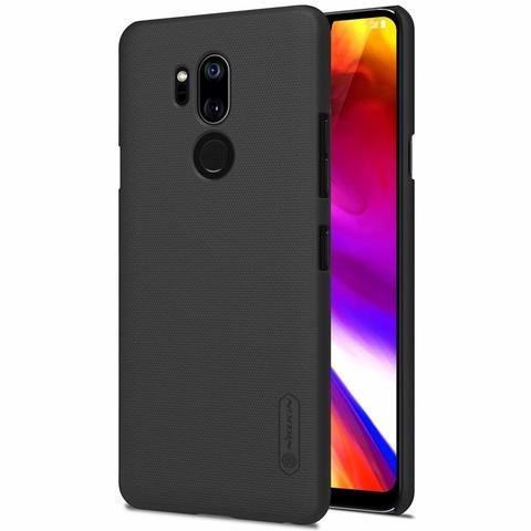 Hardcase Hard Case LG G7 ThinQ - NILLKIN Super Frosted Shield Original