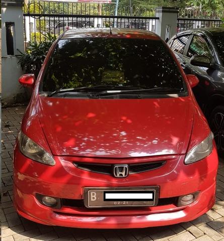 Honda jazz idsi AT matic 2006